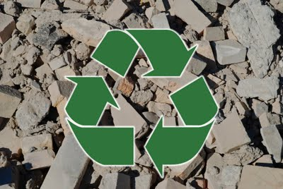 construction recycling