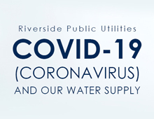 COVID-19 And Our Water Supply